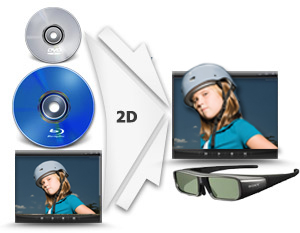2d to 3d converter feature 6