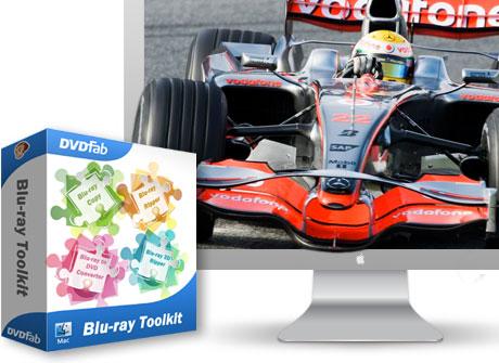 Blu-ray Toolkit for Mac