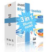 DVDFab Blu-ray Toolkit