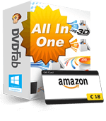 DVDFab All-In-One Lifetime Gift
