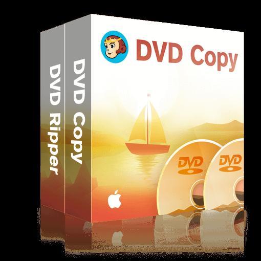 DVD コピー + DVD リッピング