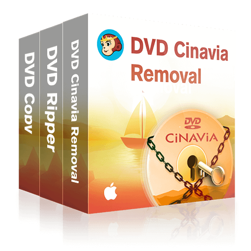 DVD Copy + DVD Ripper (Cinavia included) for Mac