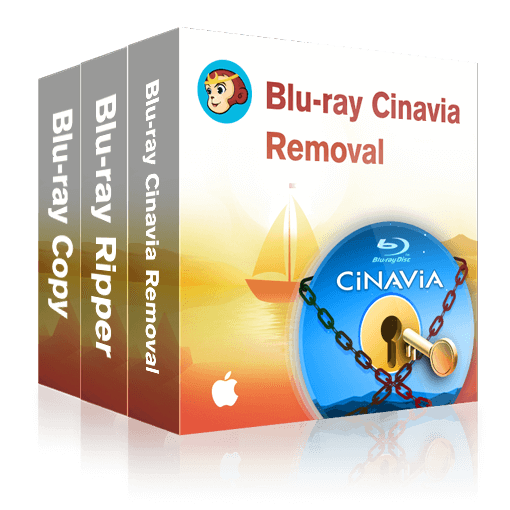 Blu-ray Copy + Blu-ray Ripper (Cinavia inclus) for Mac