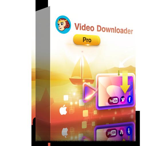 DVDFab動画ダウンローダー