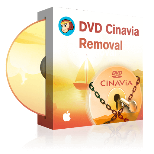 DVDFab DVD Cinavia Removal for Mac