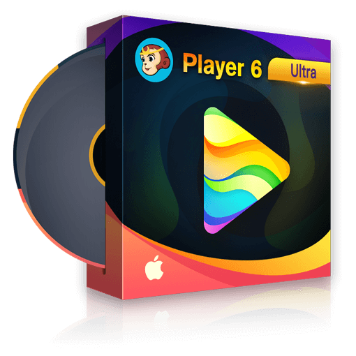 DVDFab Player 6 Ultra for Mac