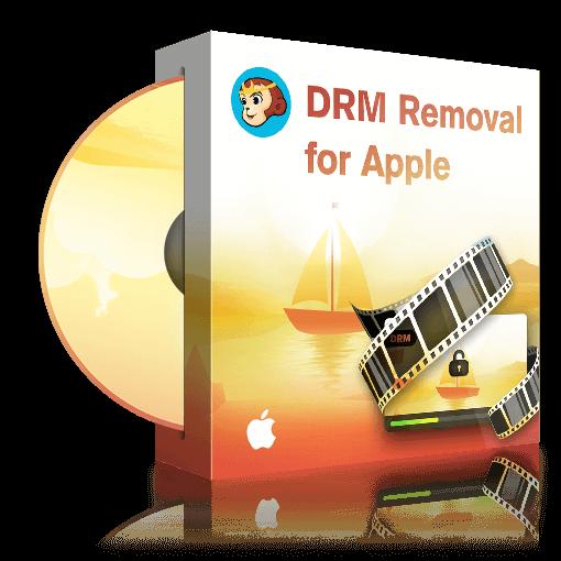 DVDFab Mac DRM Removal for Apple