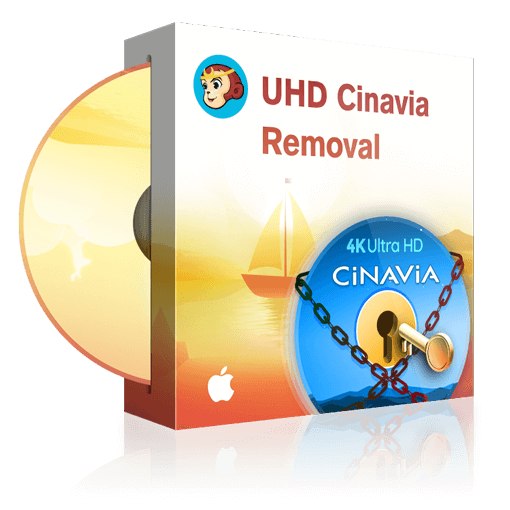 DVDFab UHD Cinavia Removal for Mac