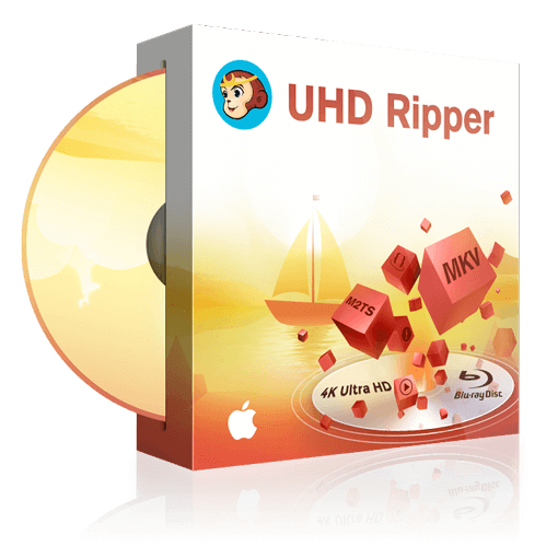 DVDFab UHD Ripper for Mac