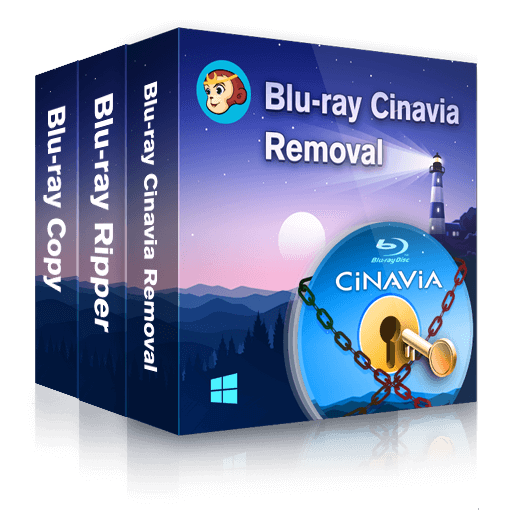 Blu-ray Copy + Blu-ray Ripper (Cinavia included)