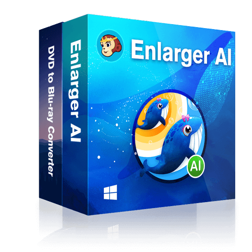 DVDFab Enlarger AI + DVD to Blu-ray converter - Lifetime (40% Off)</p><p>