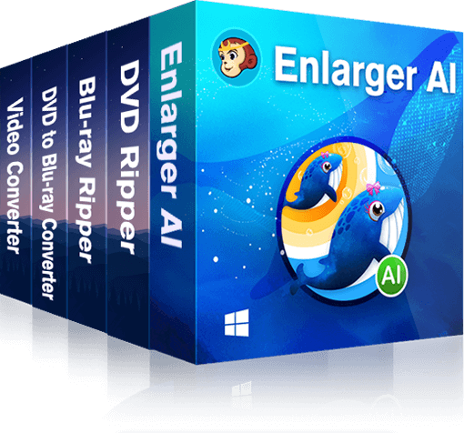 DVDFab Enlarger AI Suite - Lifetime (64% Off)</p><p>