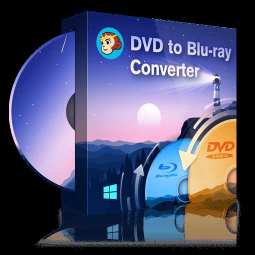 DVDFab DVD ブルーレイ 変換