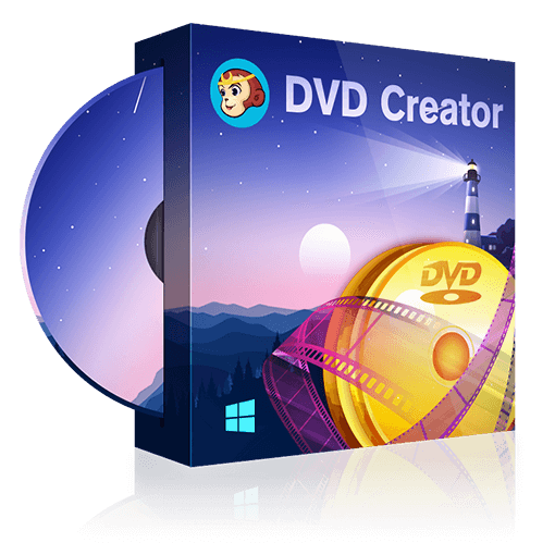 The best DVD Creator, DVD Maker -- helps to make DVD discs or DVD