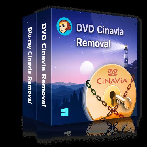 DVD & Blu-ray Cinavia 除去