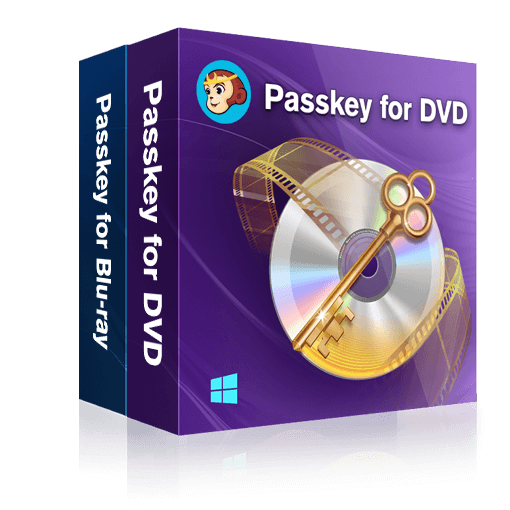 Passkey for DVD & Blu-ray