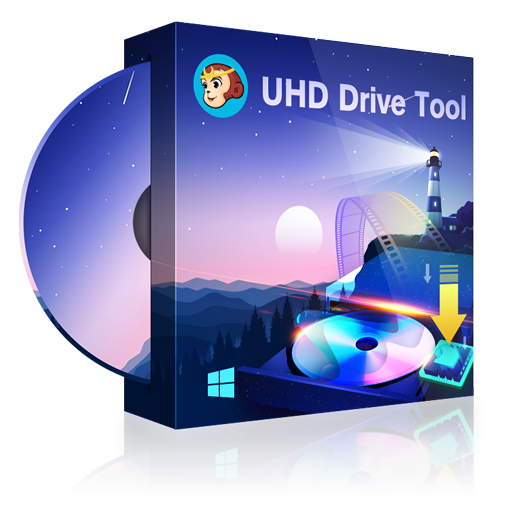 UHD Drive Tool