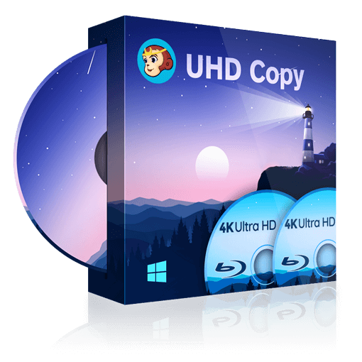 DVDFab UHD Copy