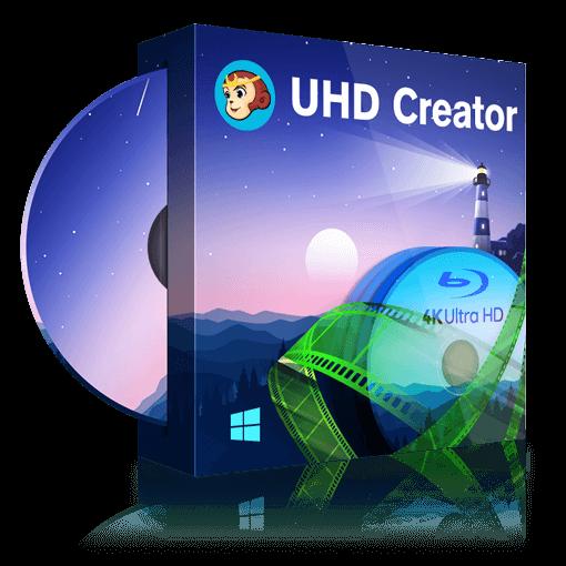 DVDFab UHD Creator