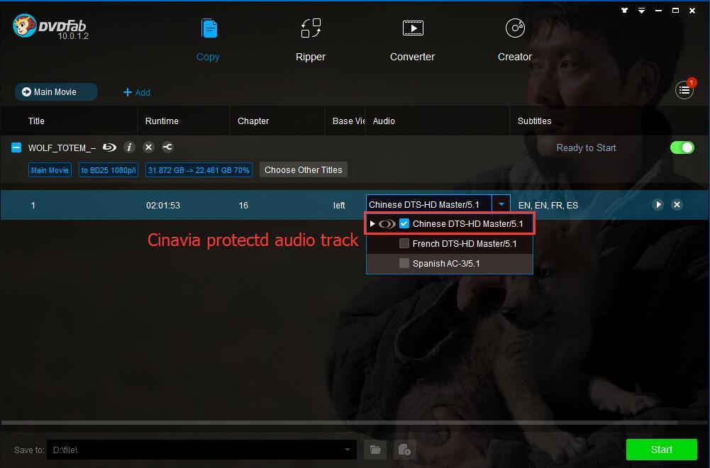 dvdfab blu-ray-cinavia-removal Anleitung 2
