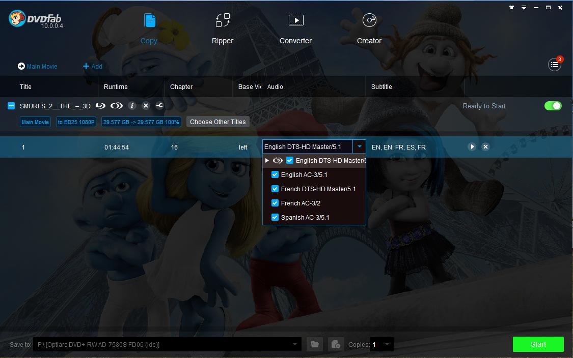 dvdfab blu-ray-cinavia-removal screenshot 2