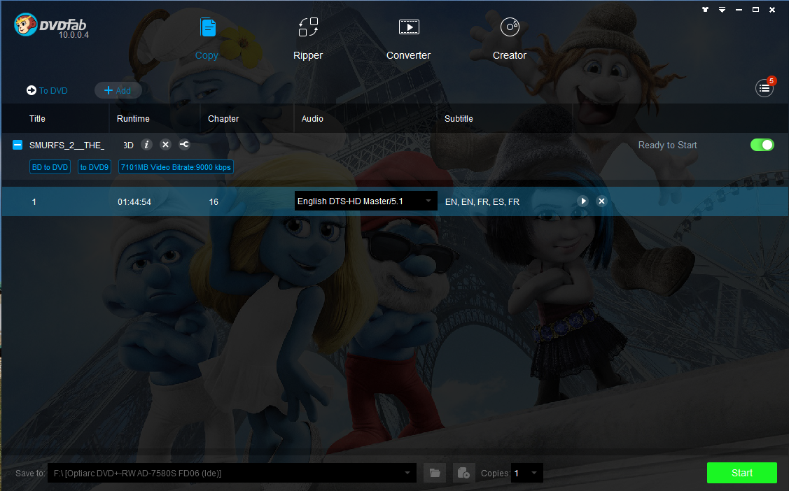 dvdfab blu-ray-cinavia-removal screenshot 4