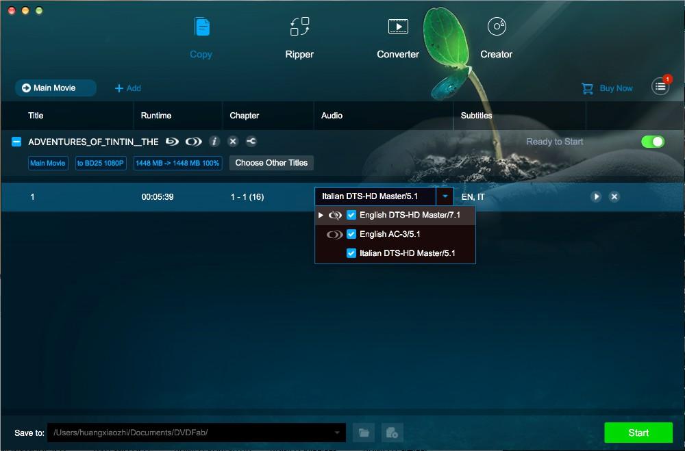dvdfab CinaviaRemoval HD for Mac guide 2