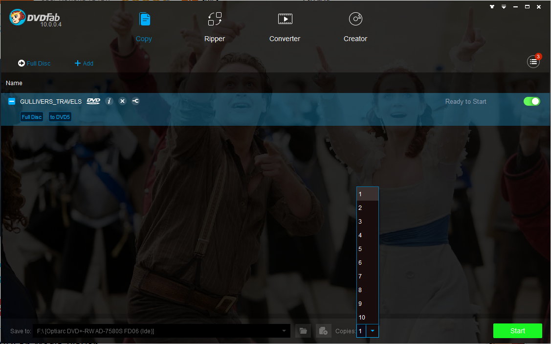 dvdfab hd decrypter screenshot 4