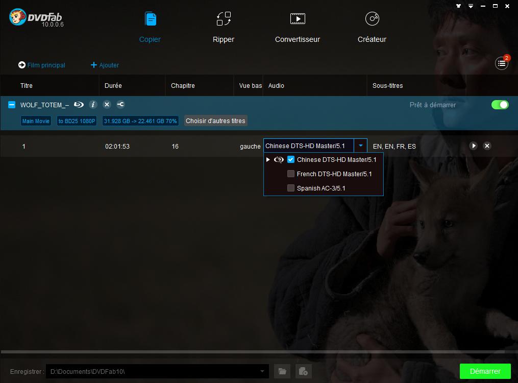 dvdfab blu-ray-cinavia-removal capture d'écran 2