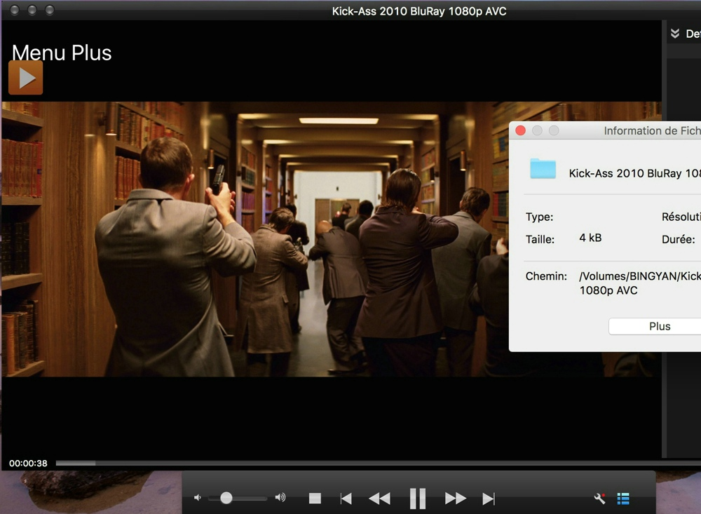 dvdfab media player for Mac guide 2
