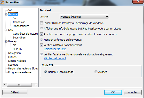 dvdfab passkey for dvd capture d'écran 4