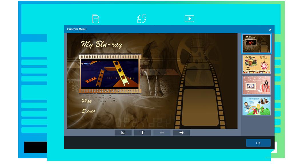 DVDFab Blu-ray 作成 for Mac 機能 2