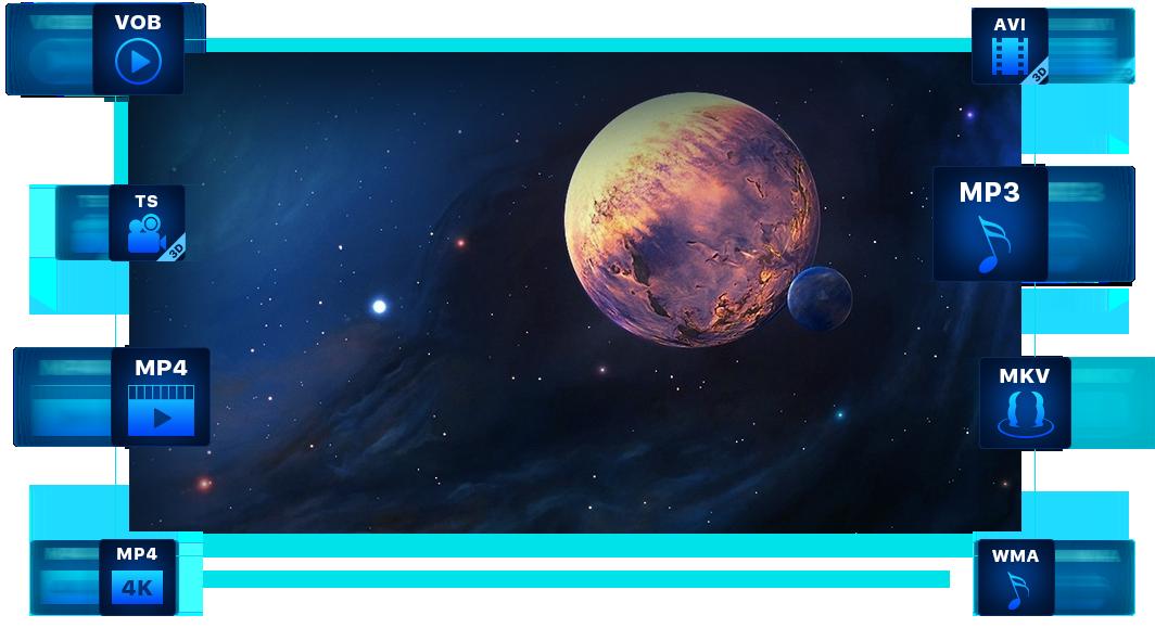 DVDFab オールインワン  for Mac 機能 4