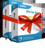 DVDFab Blu-ray コピー  for MacとDVDFab Blu-ray コピー  for Mac