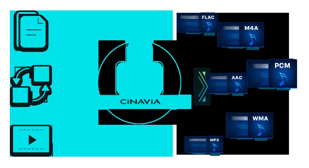 dvdfab CinaviaRemoval HD for Mac 機能 5