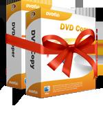 DVDFab DVD コピー for Mac とDVD リッピング for Mac