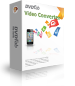 DVDfab 動画変換
