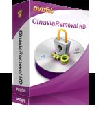 DVDfab Cinavia 除去 HD
