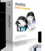 DVDfab DVD 作成