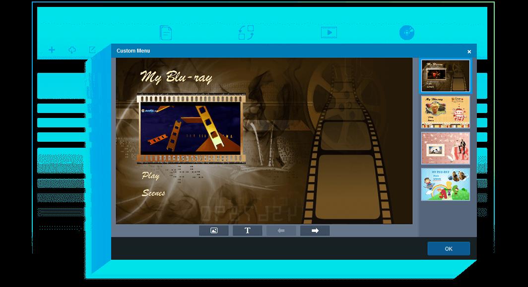 dvdfab blu-ray creator for Mac feature 2