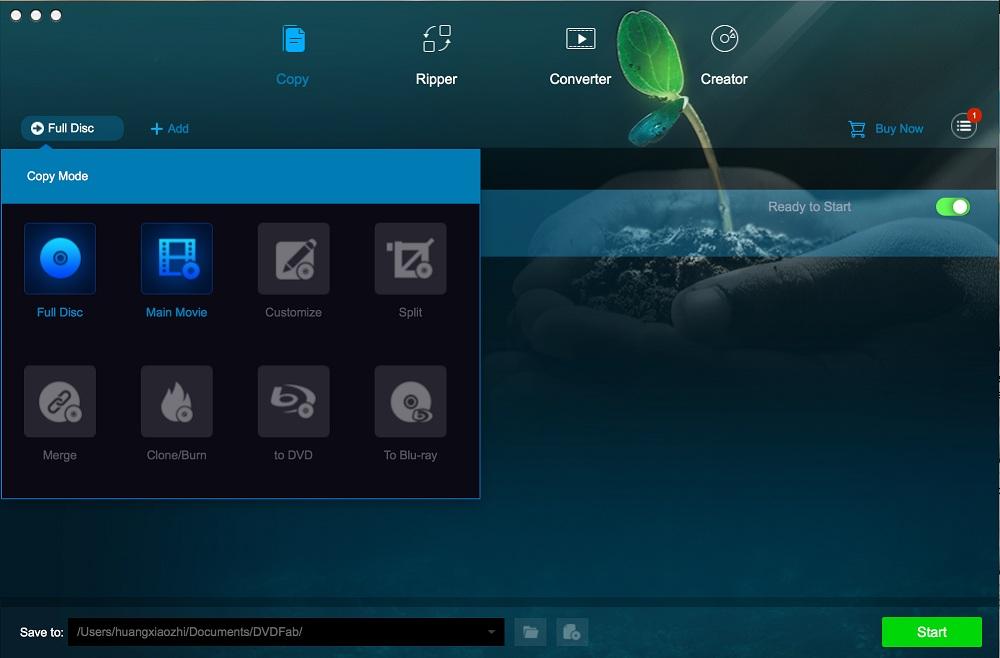 DVDFab All-In-One 11.0.2.8 Mac 破解版 强大的光盘复制和转换工具