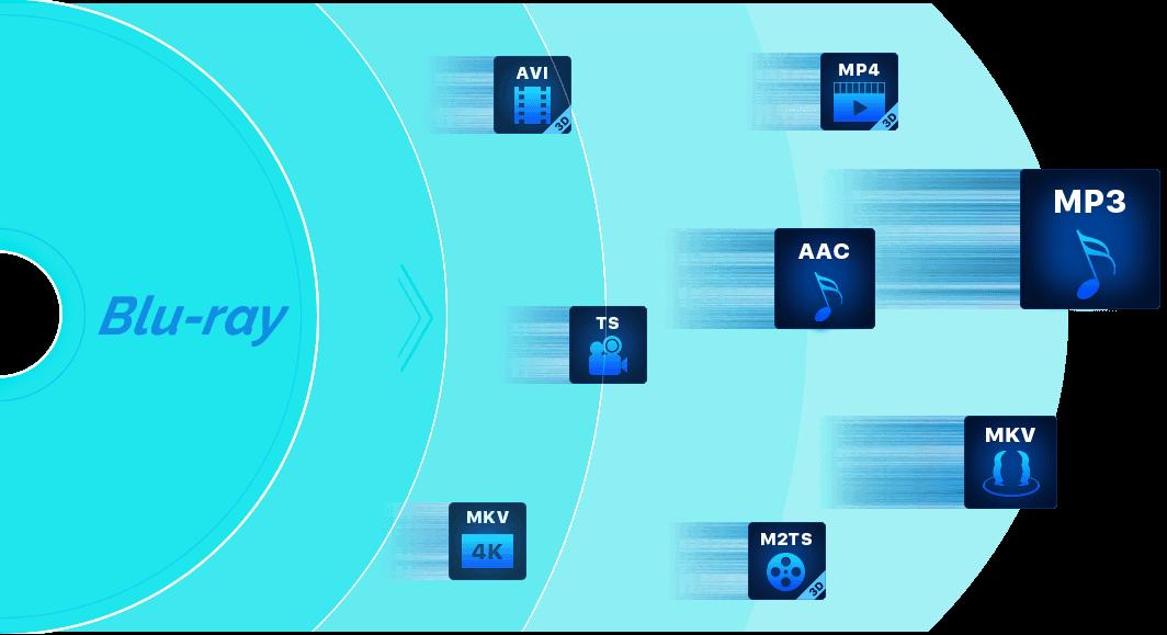 dvdfab blu-ray ripper for Mac feature 1