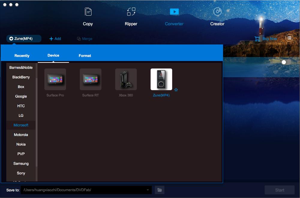 dvdfab file transfer for Mac screenshot 3