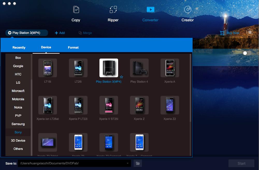 dvdfab file transfer for Mac screenshot 4