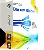 DVDFab Blu-ray リッピング