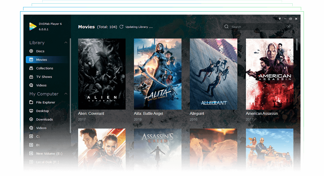 dvdfab media player feature 9