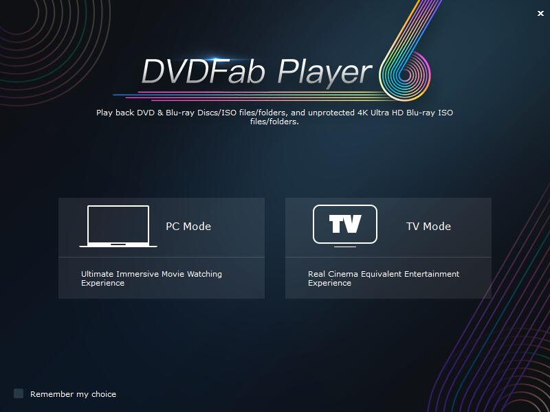 dvdfab media player 教學1