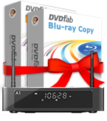 DVDFab Copy Suite + Movie Server