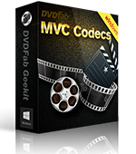 DVDFab MVC Codecs