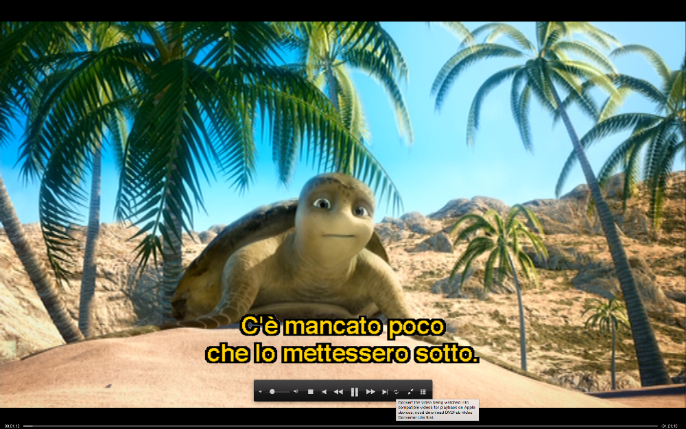 dvdfab video converter for Mac screenshot 1